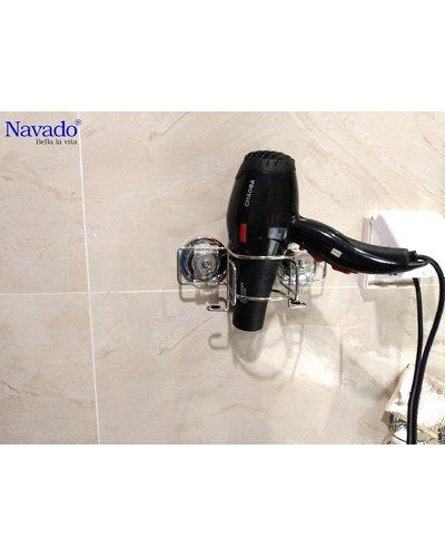 Kệ cài máy sấy tóc hút chân không GS - 3011