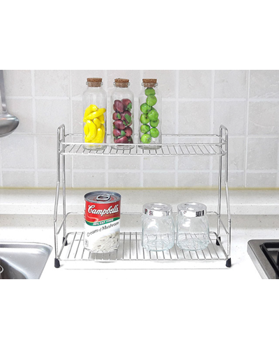 Kệ gia dụng bếp để chảo tiện ích