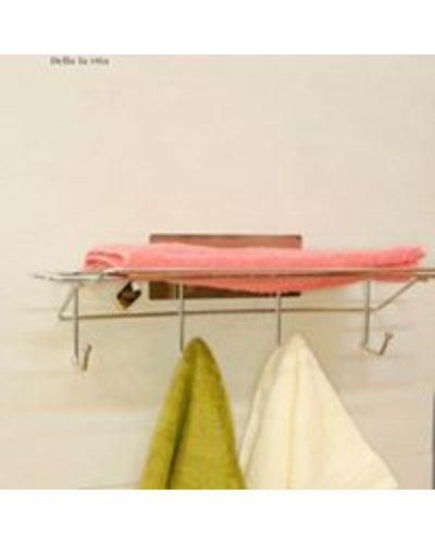 Phụ kiện phòng tắm giá treo khăn inox chống gỉ