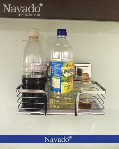 Kệ đựng đồ phòng bếp gia dụng thông minh