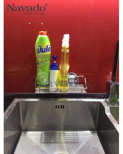 Kệ đựng đồ rửa chén inox thông minh