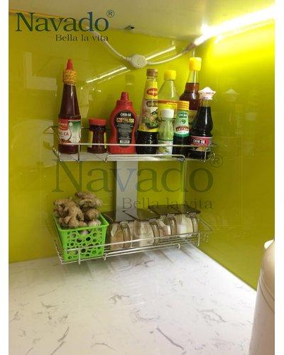 Phụ kiện phòng bếp dán tường siêu bền
