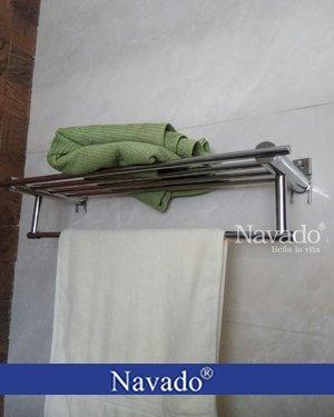 Kệ inox phòng tắm cần thiết