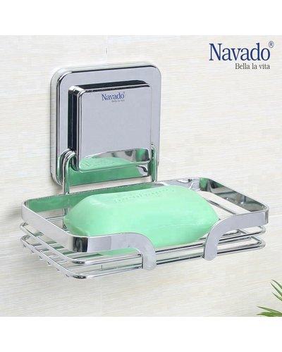 Kệ xà bônginox cho phòng tắm GS - 5012