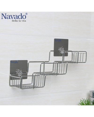 Giá treo inox tiện ích Navado