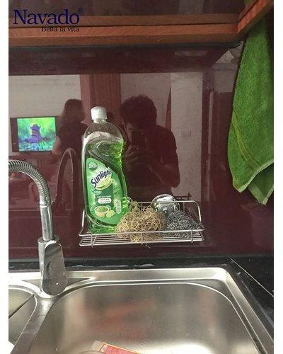 Kệ đựng đồ rửa chén inox tiện ích
