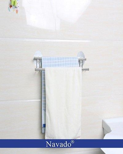 Vắt khăn tắm inox tầng