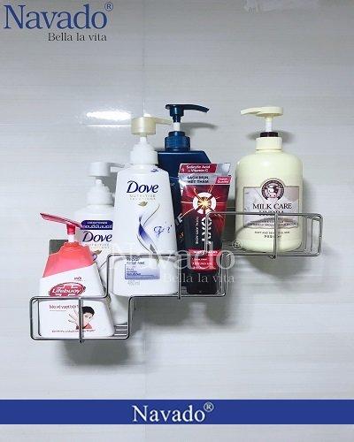 Giá treo đồ nhà tắm tiện ích