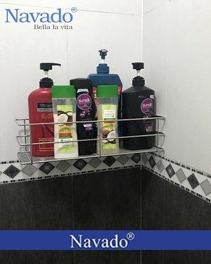Phụ kiện phòng tắm giá inox đựng đồ