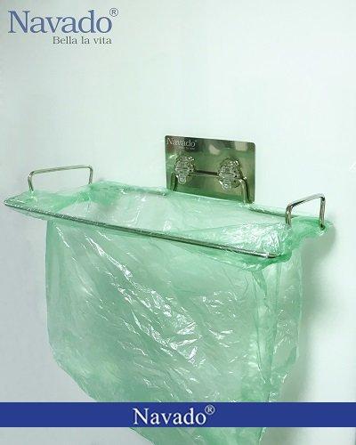 Kệ đựng túi rác tấm dính siêu chắc