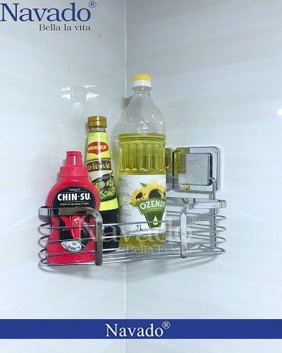 Kệ đựng đồ phòng bếp Hà Nội