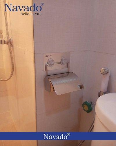 Kệ đựng cuộn giấy vệ sinh