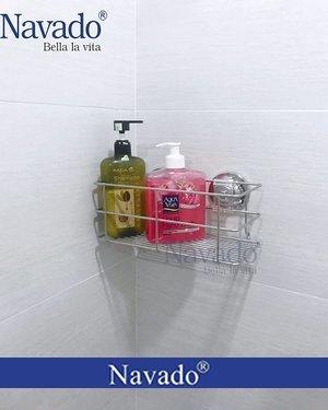 Kệ đựng đồ phòng tắm ốp gạch men