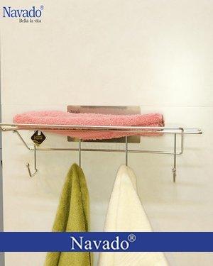 Thanh vắt khăn cho phòng tắm cao cấp