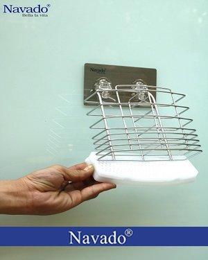 phụ kiện inox gia dụng ống đũa dán kính màu bếp