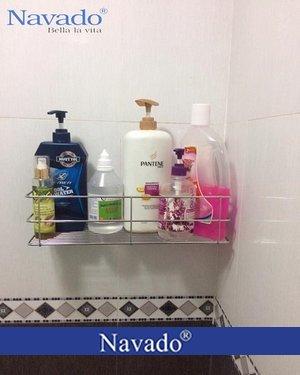 Kệ đựng đồ nhà tắm treo tường