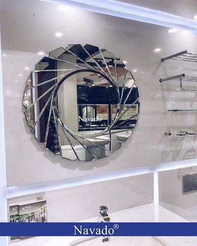 Gương trang trí nhà tắm phong cách hiện đại Diana
