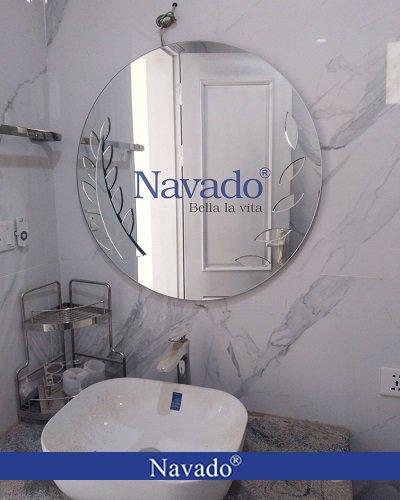Gương nhà tắm treo tường Elsa