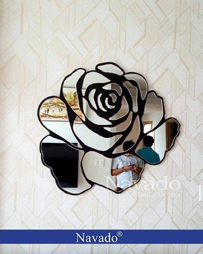 Gương nội thất treo tường Rose