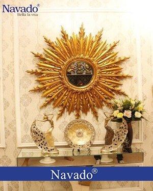Gương tân cổ điển trang trí nghệ thuật Graces