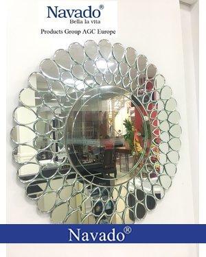 Gương nội thất Peacock Navado