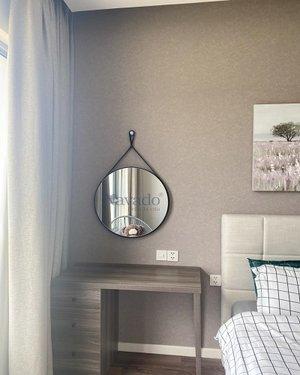 Gương cao cấp phôi bỉ treo tường phòng ngủ